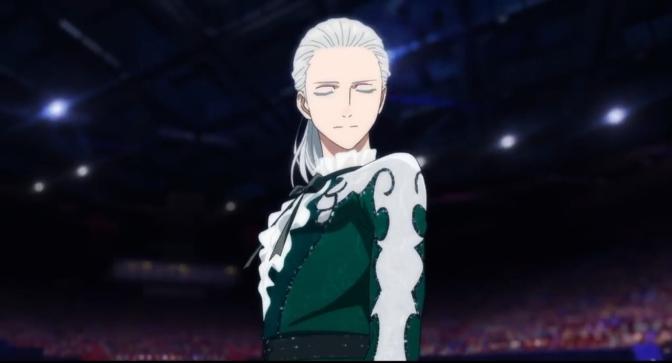 Yuri on Ice: Ice Adolescence Visual