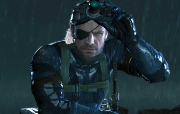 Metal Gear Solid Visual