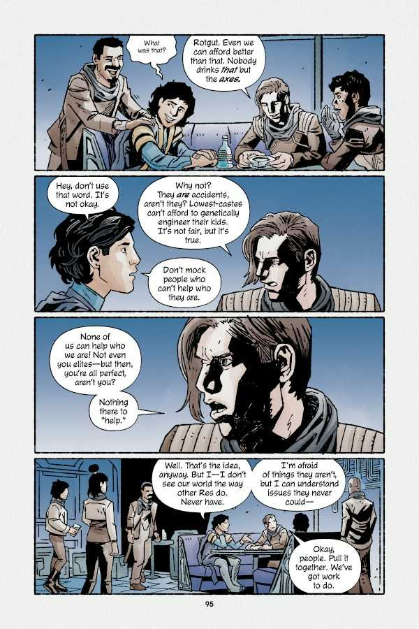 House of El Book One: The Shadow Threat Preview Page 4