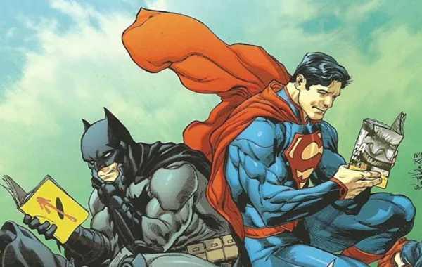 Batman/Superman Teaser
