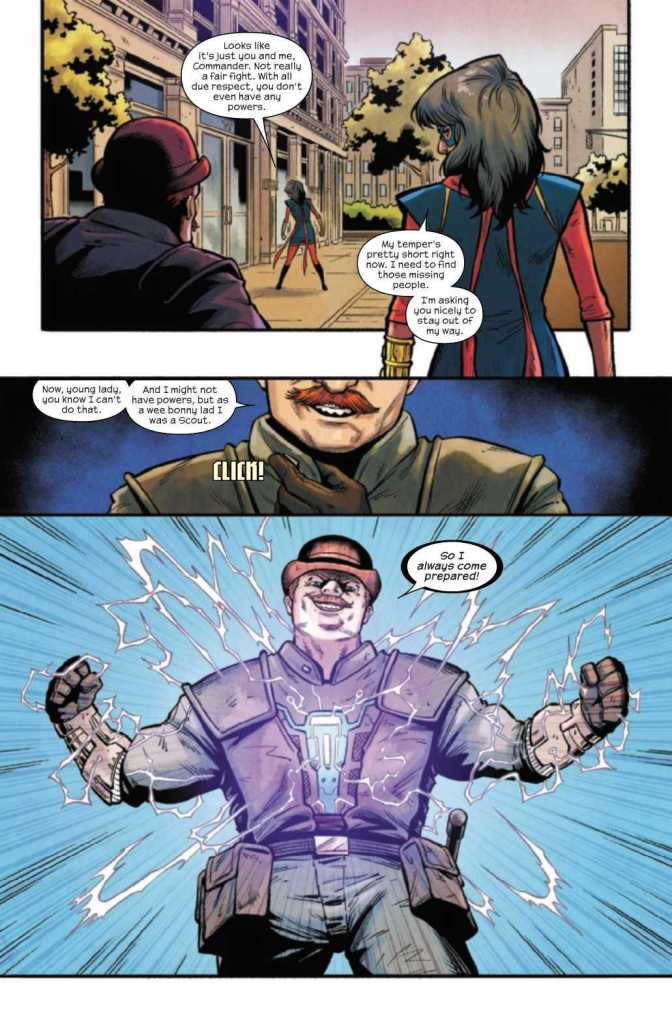 The Magnificent Ms. Marvel #17 Preview Page 5