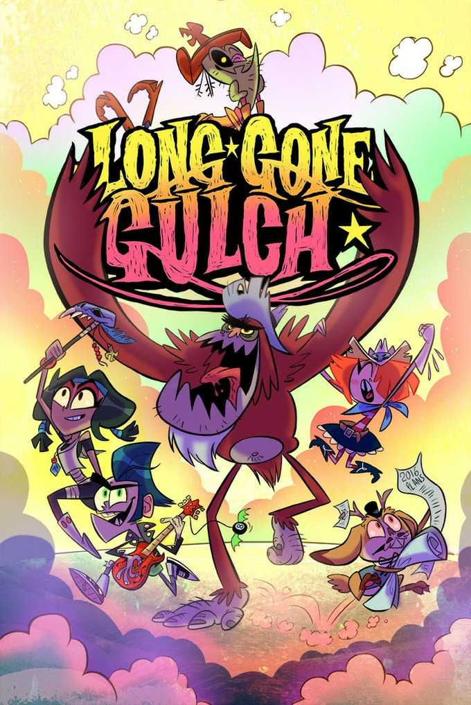 Long Gone Gulch Promotional Visual