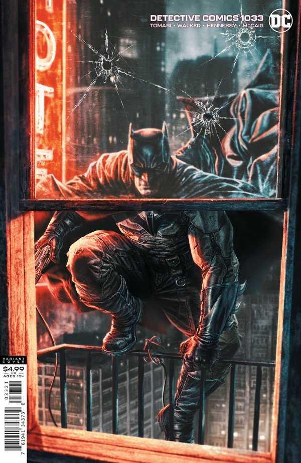 Detective Comics No. 1033 Variant Cover