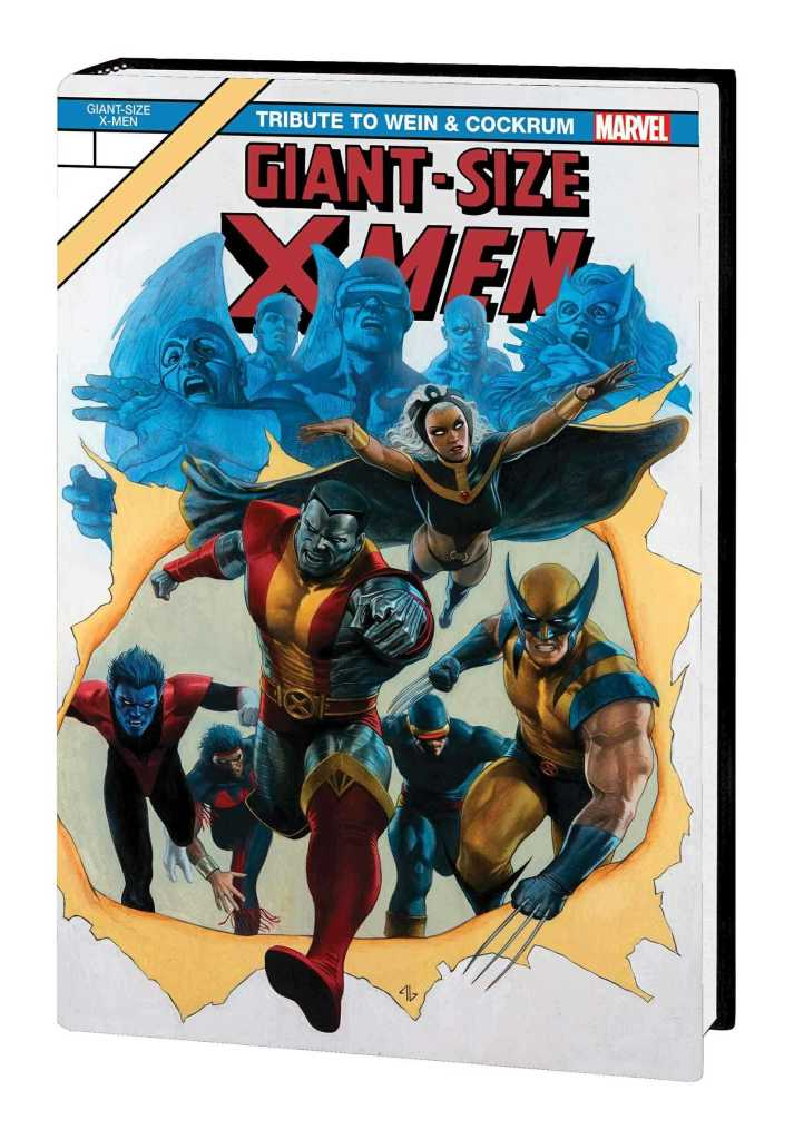 Giant-Size X-Men: Tribute to Wein & Cockrum Gallery Edition HC