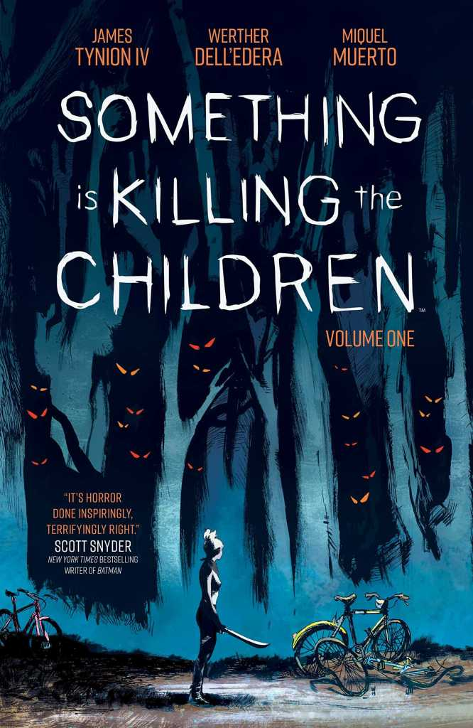 Something is Killing the Children Vol. 1 Cover