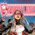 Punchline Vol. 1- Blood Sisters: One of the Best Books to introduce Superheroes for New Readers