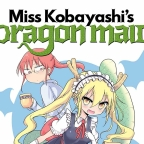Miss Kobayashi's Dragon Maid Vol. 1 Review