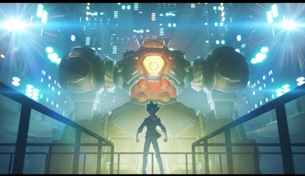 Megaton Musashi Jump Festa 2021 Visual