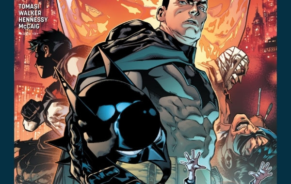 Detective Comics Issue No. 1033 Preview Banner