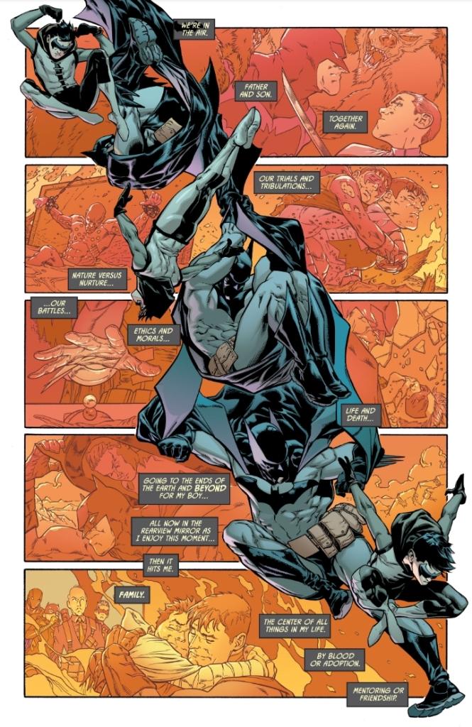 Detective Comics No. 1033 Preview Page 1