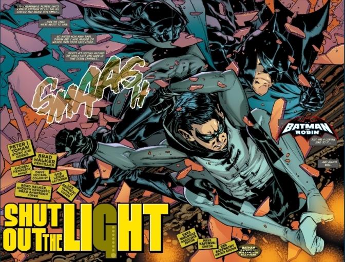 Detective Comics No. 1033 Preview Page 2