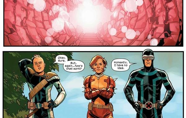 X-Men #16 Panel
