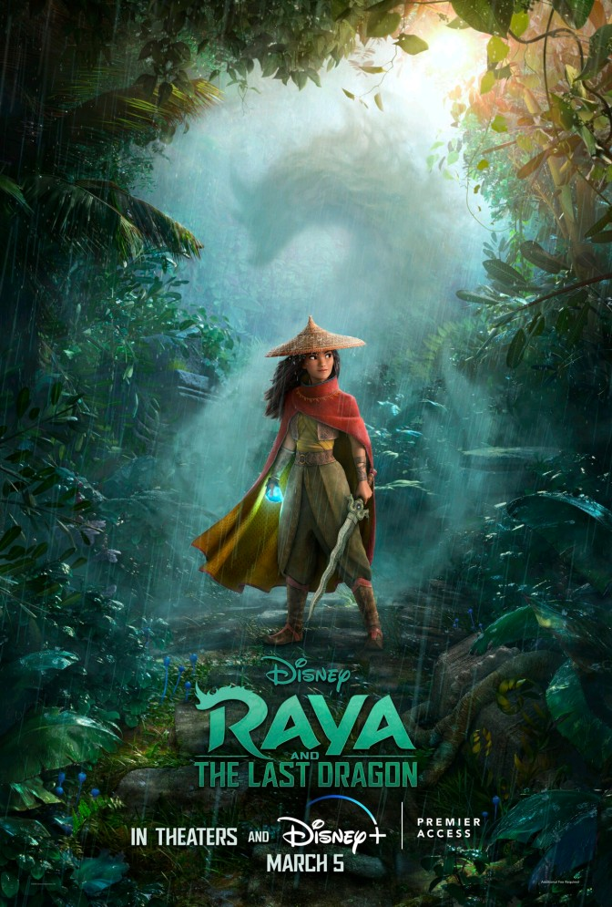 Raya and the Last Dragon Visual 2