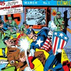 Neal Kirby, Son of Jack Kirby condemns Capital Rioters wearing Captain America Symbols, 'Disgusting and Disgraceful'