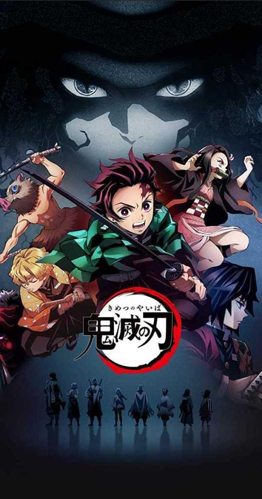 Demon Slayer Kimetsu no Yaiba Season 1 visual