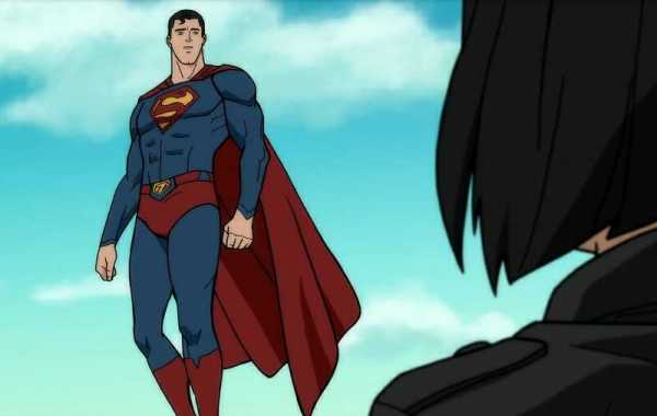 Superman Man of Tomorrow Visual One
