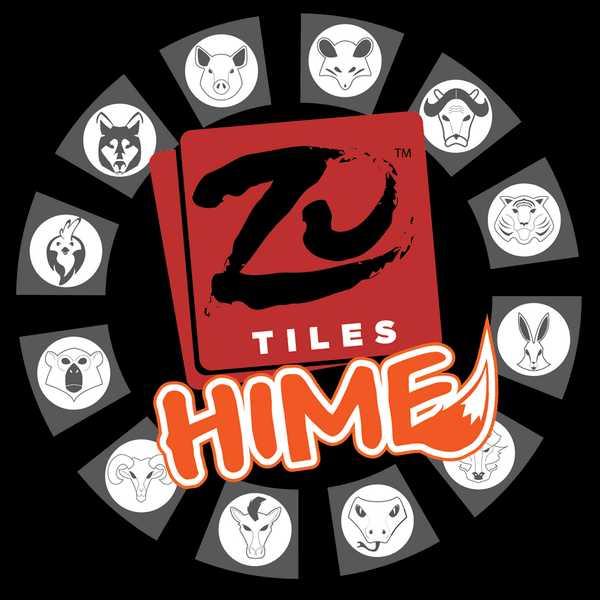 ZU Tiles: Hime Logo
