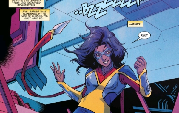 Magnificent Ms. Marvel Vol One Preview