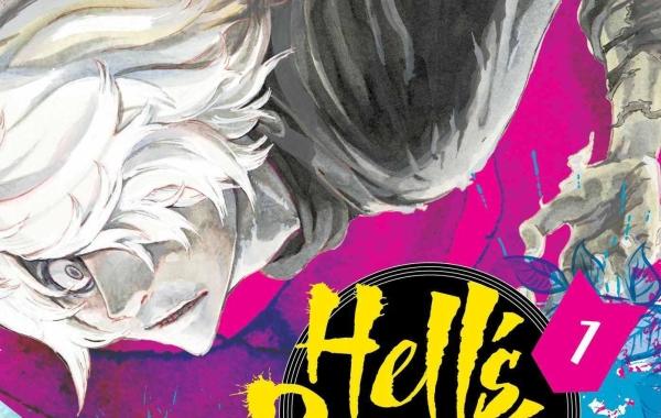 Hell's Paradise: Jigokuraku Visual