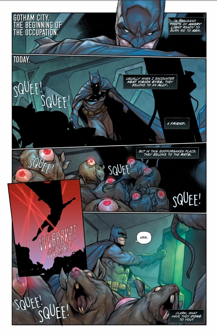 Future State: Batman/Superman #1 Preview Page 1