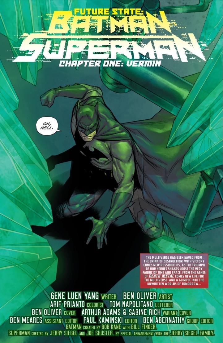 Future State: Batman/Superman #1 Preview Page 2