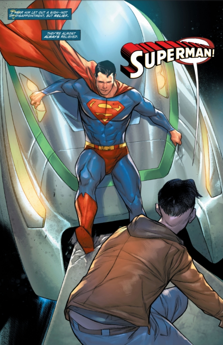 Future State: Batman/Superman #1 Preview Page 4