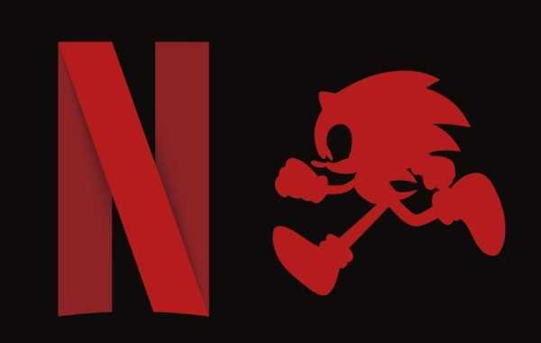 Netflix Sonic Teaser