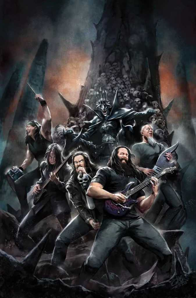 Issue #6: Featured band: Dream Theater
