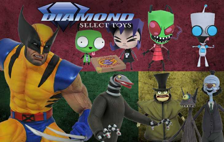 Diamond Select Toys February PREVIEWS