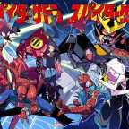 Spider-Geddon to have variant covers drawn by Trigger Inc. And SSSS. Gridman Artists for Japanese Release