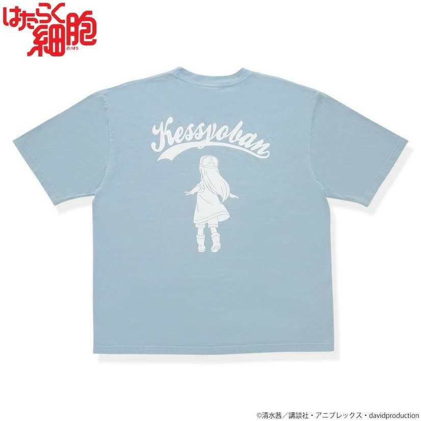 Platelet Design Big T-Shirt