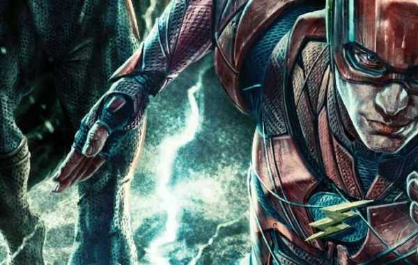 Zack Snyder Justice League Issue 59 Variant Banner