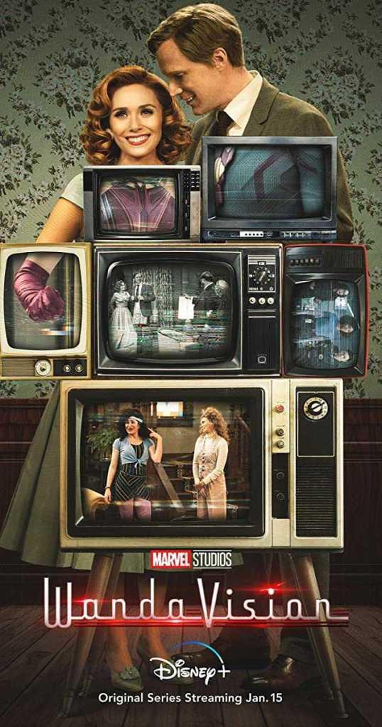 WandaVision Promotional Visual