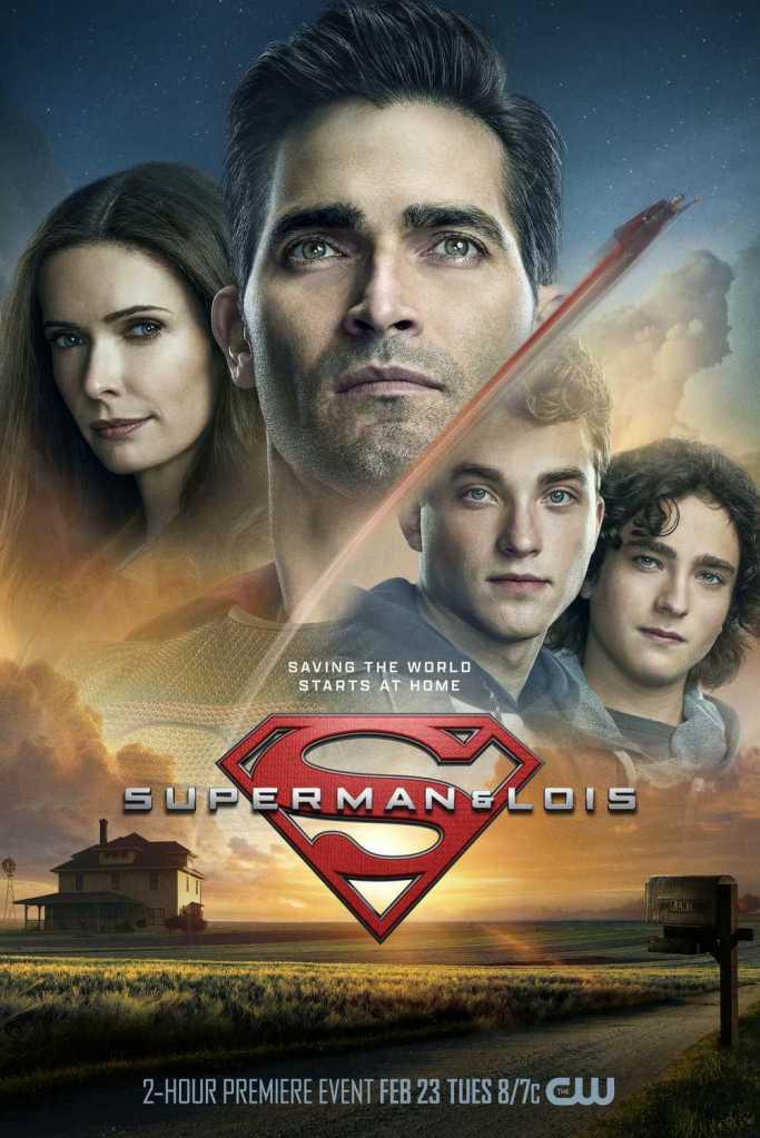 Superman & Lois Promotional Poster