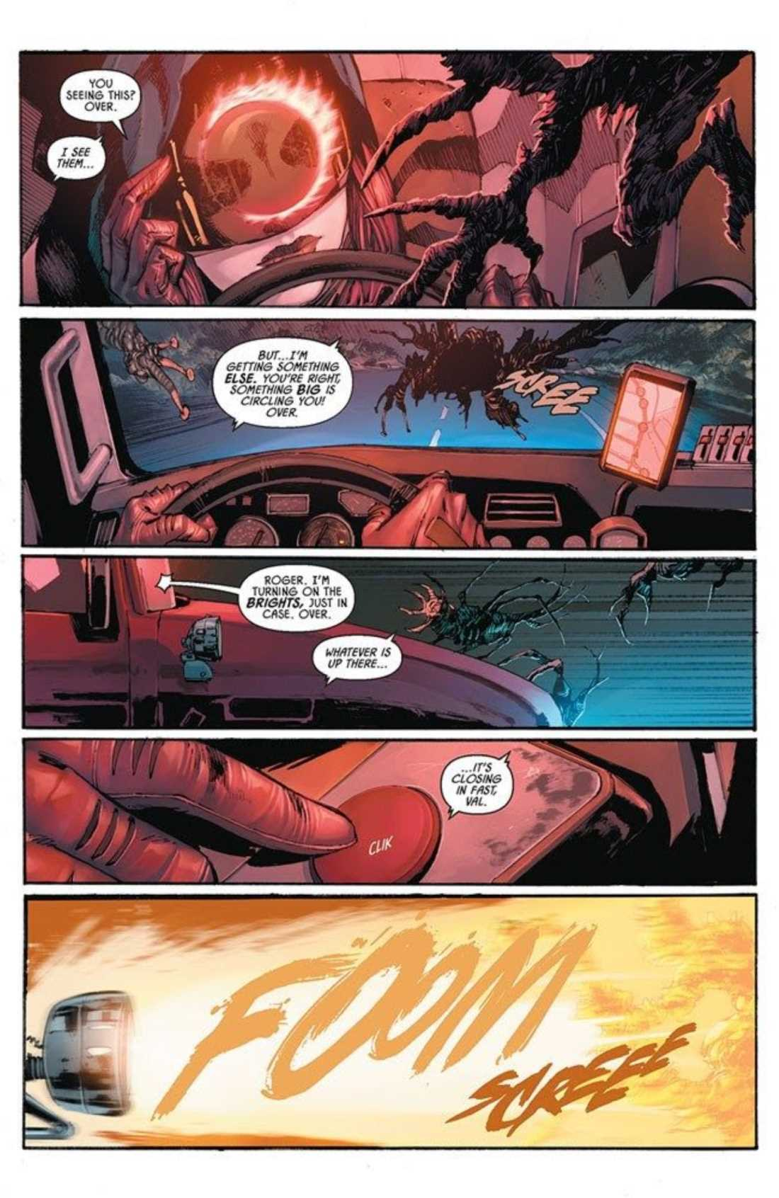 Nocterra #1 Preview Page Two
