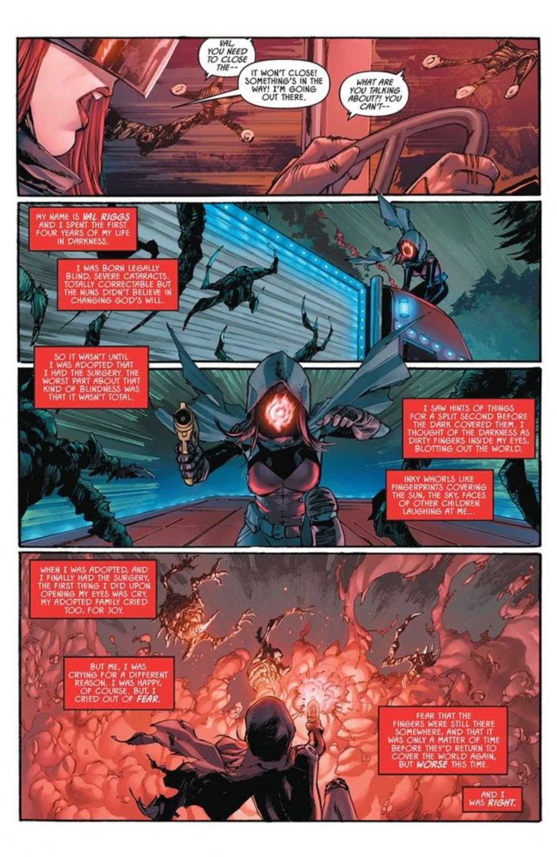 Nocterra #1 Preview Page Four