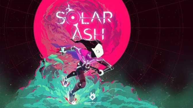 Solar Ash Visual