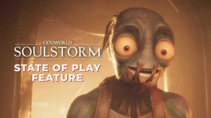 Oddworld: Soulstorm Visual
