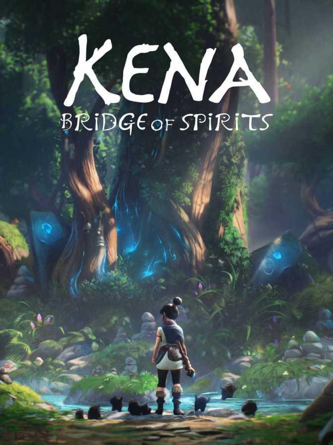 Kena: Bridge of Spirits Cover