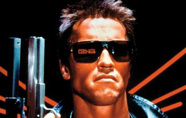 The Terminator Visual