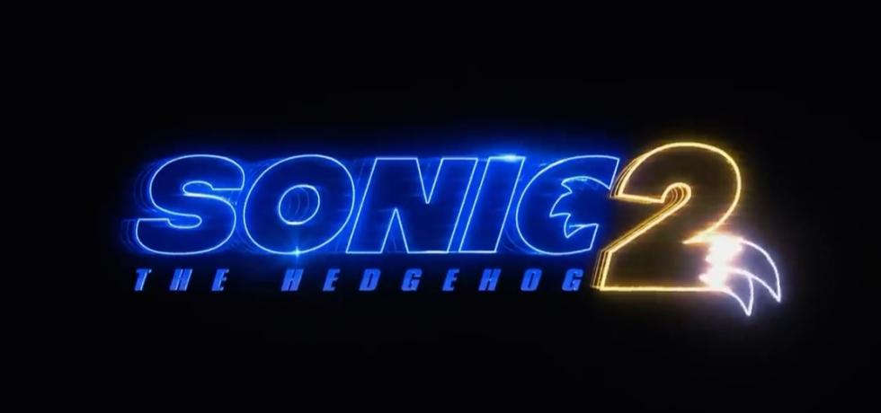 Sonic The Hedgehog 2 Teaser Visual
