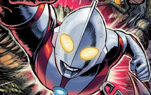 Trials of Ultraman Visual 1