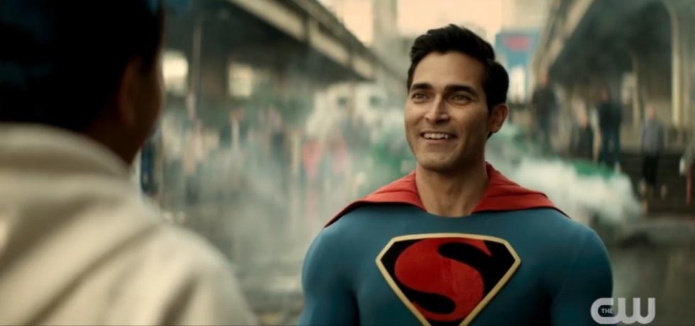 Superman & Lois Premiere Visual