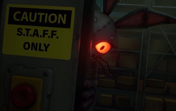 Five Nights at Freddy's: Security Breach Visual
