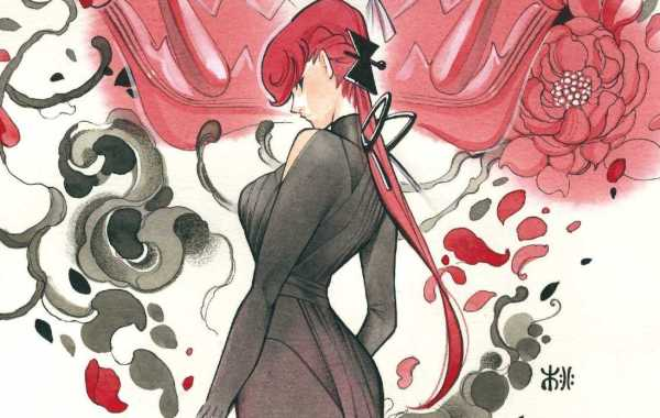 Demon Days: Mariko #1 Preview