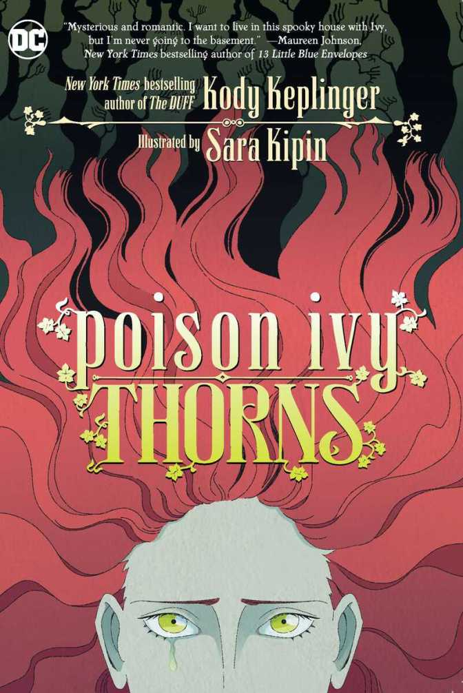 Poison Ivy: Thorns Cover