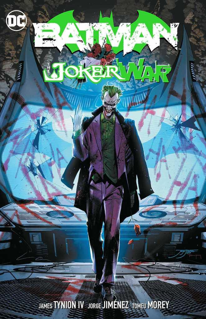 Batman Vol 2. Joker War Cover