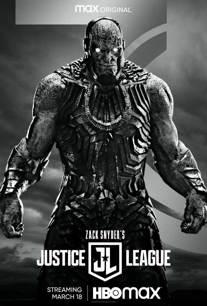 Darkseid JL Poster