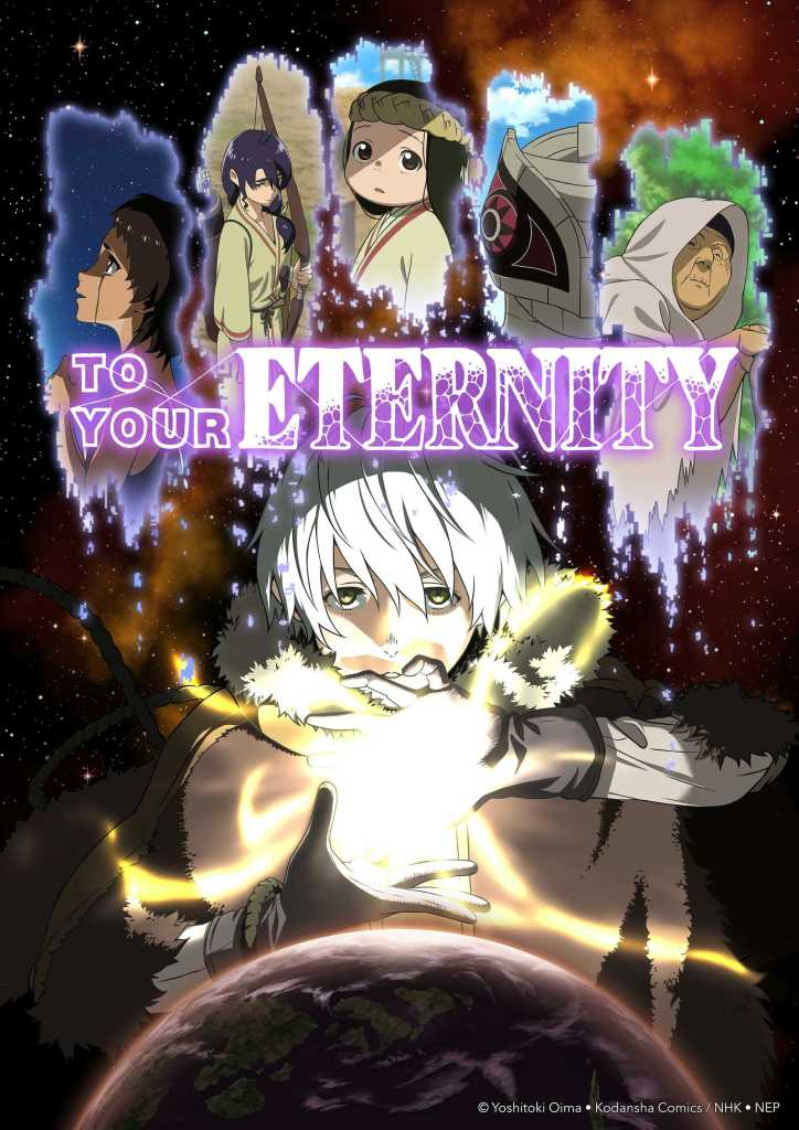 To Your Eternity Promotional Visual