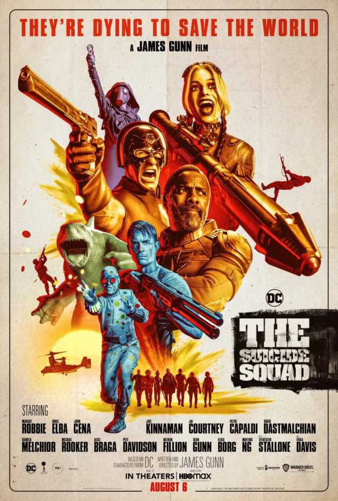 The Suicide Squad (Dirty Dozen Tribute) Visual